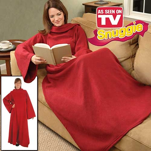 Snuggy balnket fashion