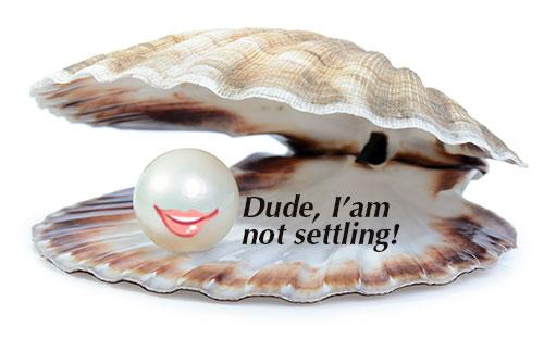 talking oyster with pearl joke