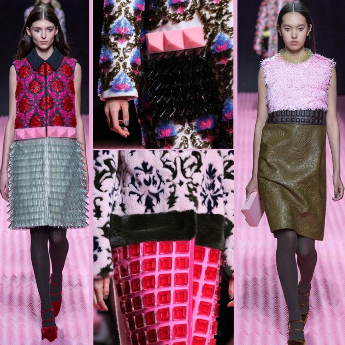 Mary Katrantzou London Fashion Week Fall 2015