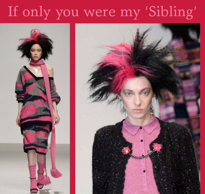 Sibling London Fashion Week 2015
