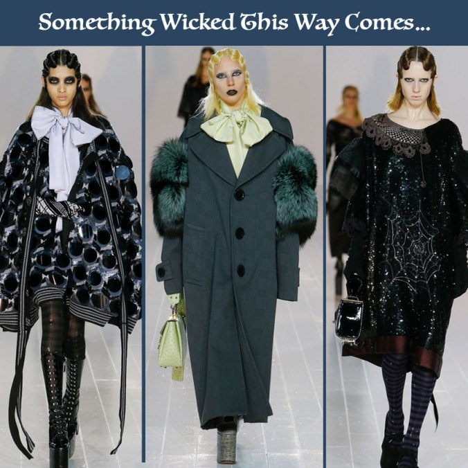Marc Jacobs NYFW fall 2016 collection