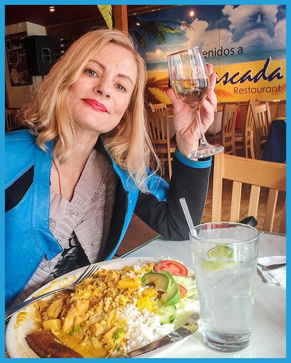 Haverstraw Food Crawl - La Cascada - Ecuadorean food at its finest 30 miles outside of NYC. Rockland County, NY
