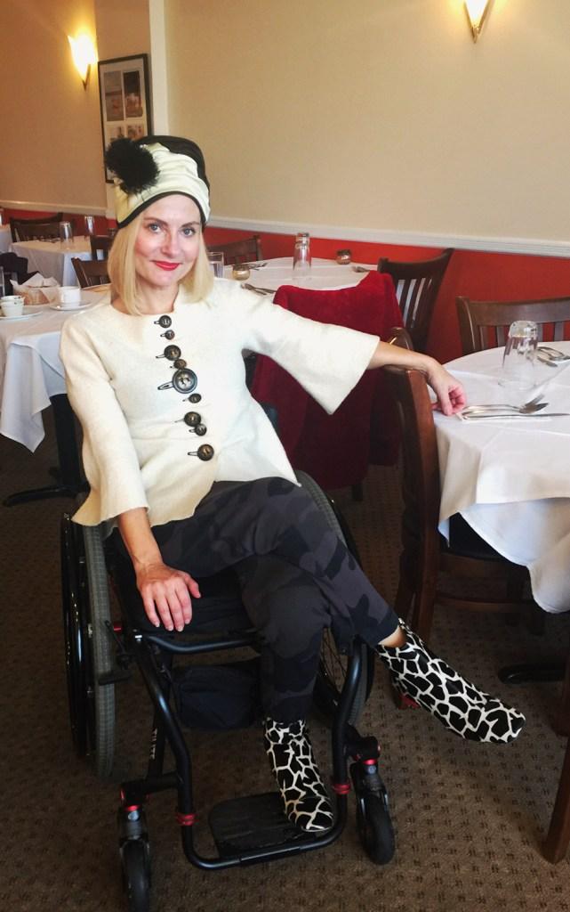 prettycripple wheelchair blogger