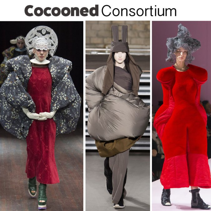 Cocooning Fall 2017 Trend
