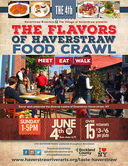 Flavors of Haverstraw Food Crawl Food Festival
