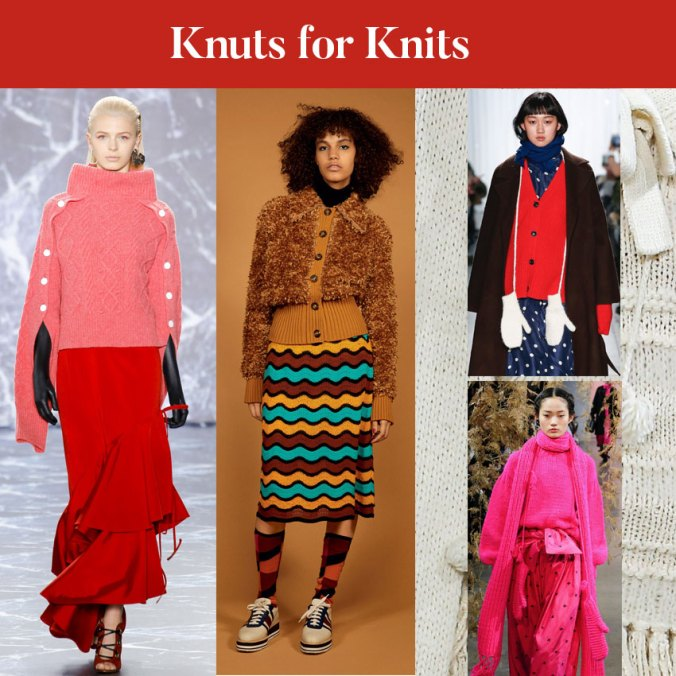 knitwear at ny fashion week fall 2018