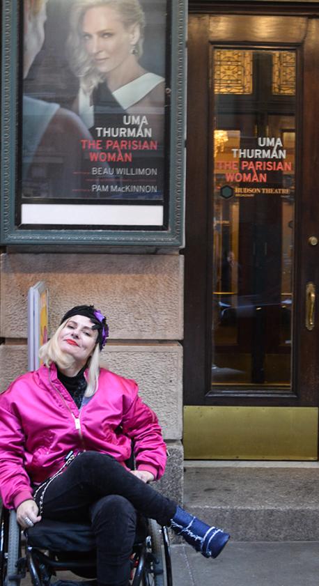 parisian woman broadway