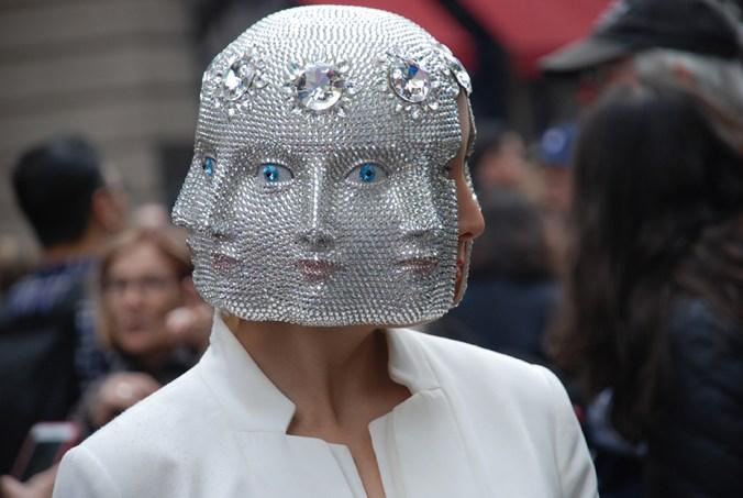 ny easter hat parade mask