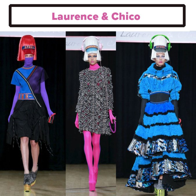 Laurence & chico spring 2019