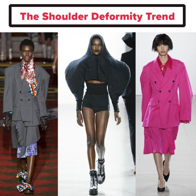 Spring 2019 shoulder deformity trend