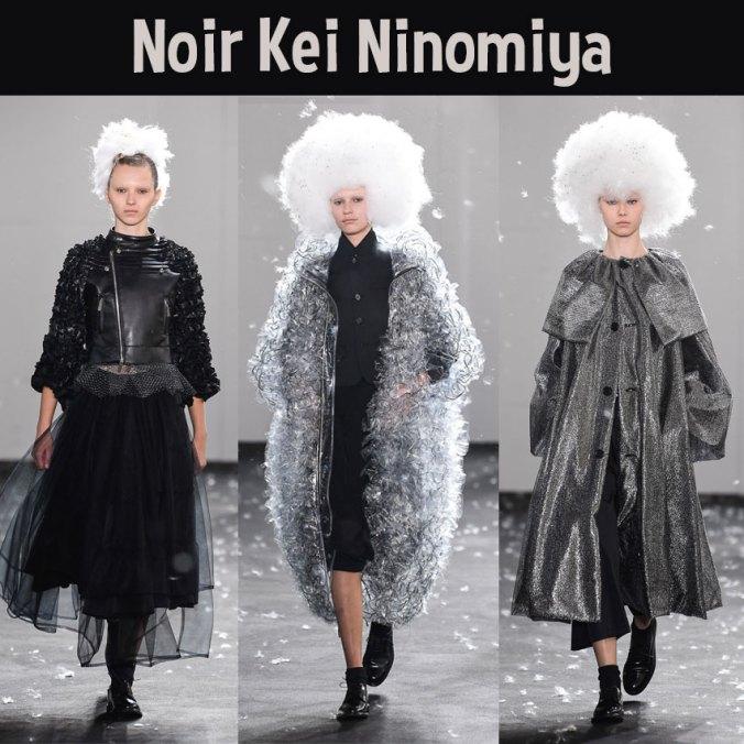 NOIR Kea Ninomiya spring 2019