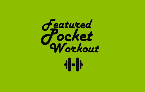 POCKET WORKOUT: Bikini Bottom Butt