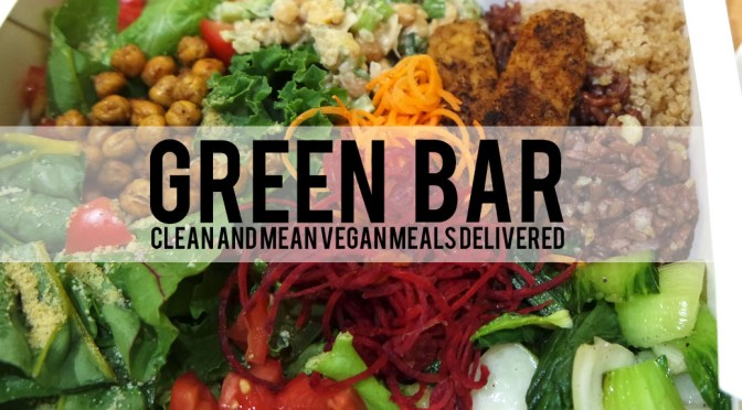 Clean and Mean: Green Bar Now Delivers to Your Doorstep