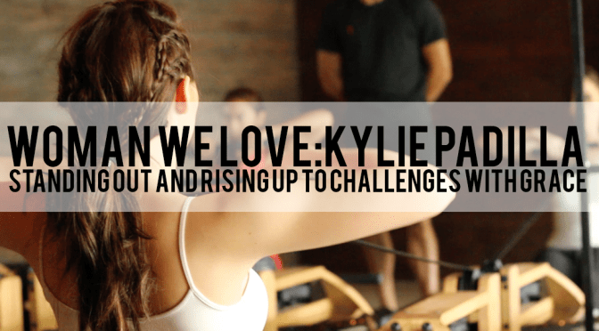 Woman We Love: Rowing with Kylie Padilla
