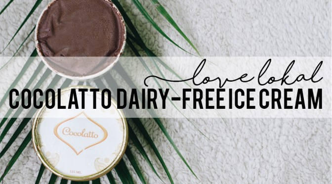 Love Lokal: Cocolatto Dairy-free Ice Cream