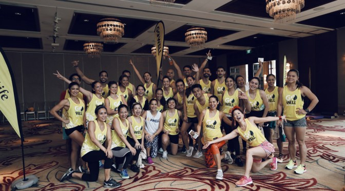#GoWell Retreat by Sun Life