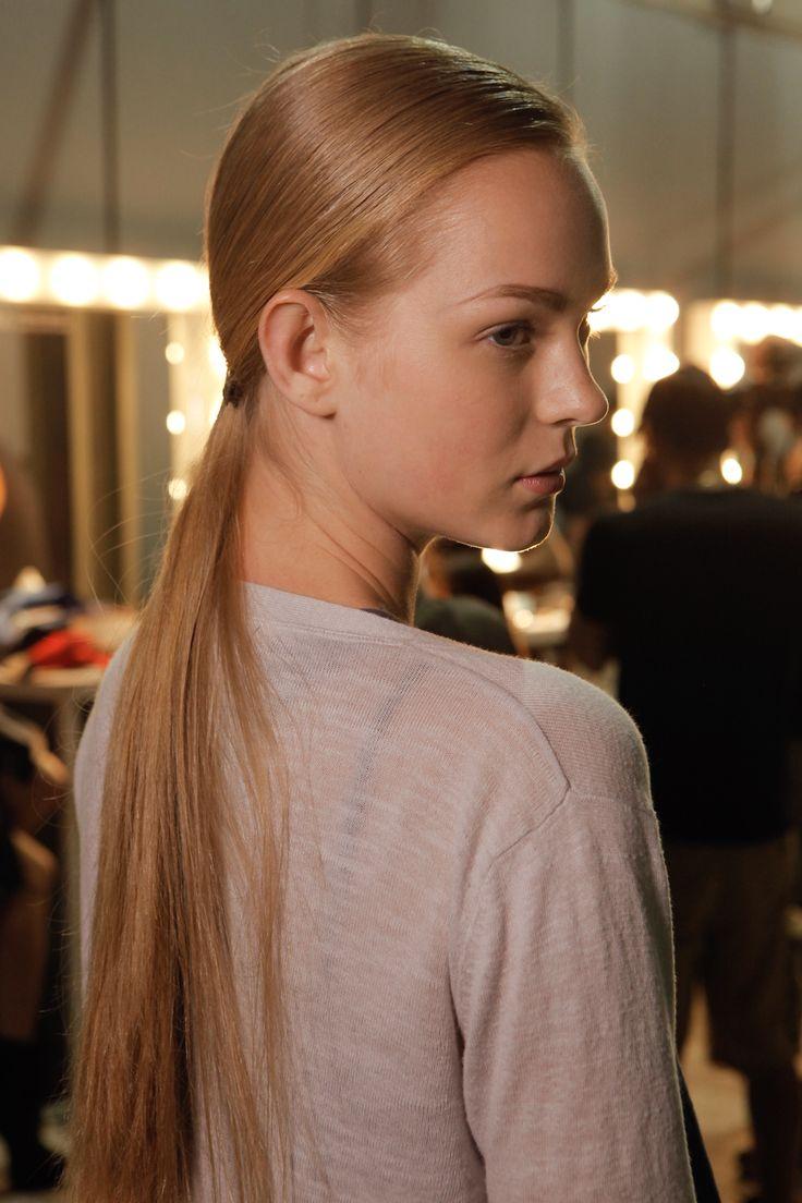 15 Elegant Sleek Straight Hairstyles For Women Long