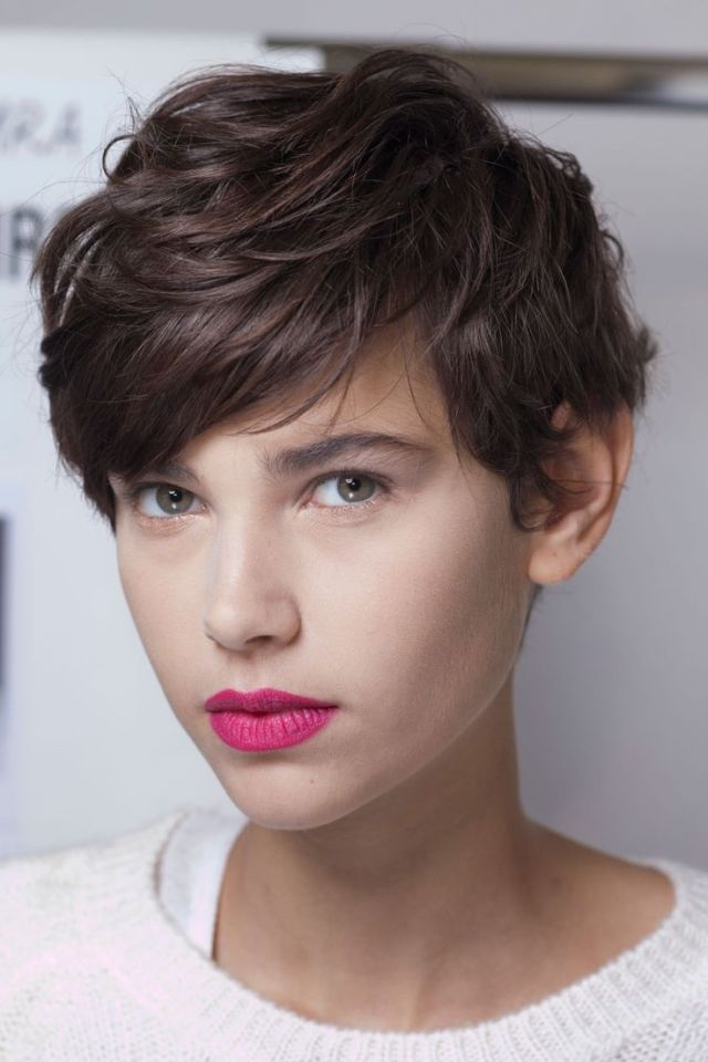 13 delicate short wavy hairstyles for 2014 - pretty designs