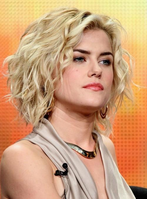 20 Short Wavy Hairstyles For 2014 Short Hair Cuts Ideas