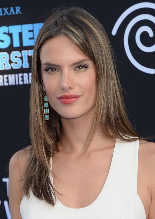 24 Alessandra Ambrosio Hairstyles Celebrity Alessandra
