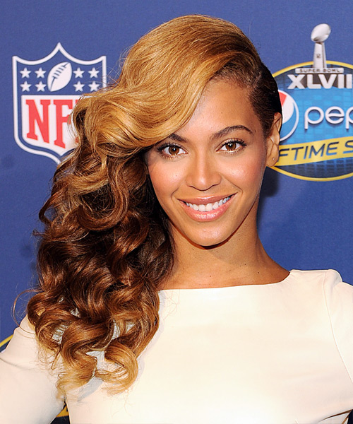 15 Classy Celebrities Side Swept Hairstyles For All Face