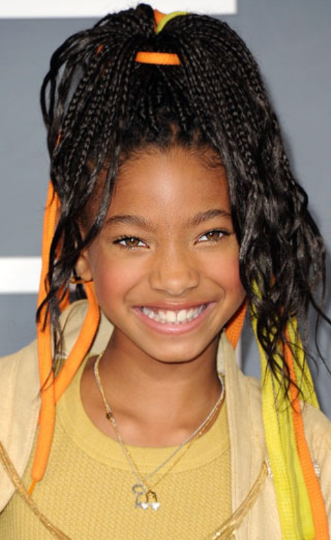 Top 15 Willow Smith Hairstyles Pretty Designs