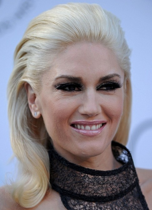 28 Gwen Stefani Hairstyles Gwen Stefani Hair Pictures
