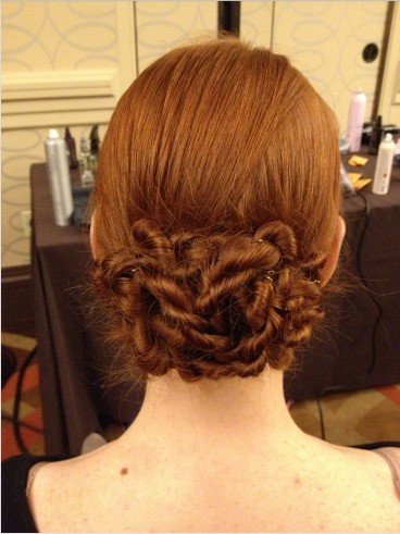 Fabulous Low Updo Hairstyles Pretty Designs