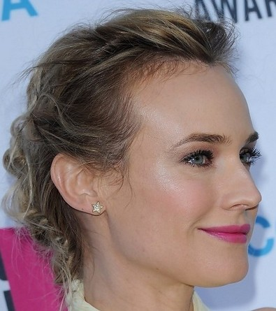 Glamorous Messy Updo Hairstyles Pretty Designs