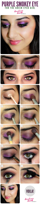 how to do scene makeup for brown eyes | saubhaya makeup