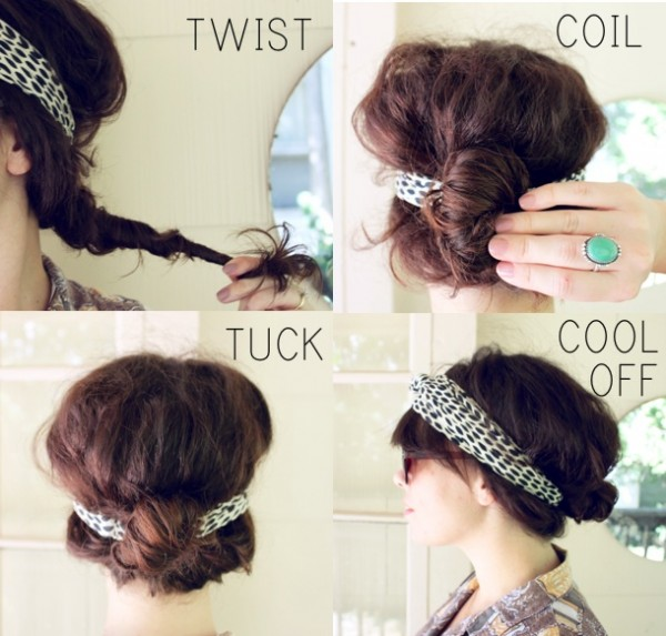 20 Easy And Sassy DIY Hairstyle Tutorials Pretty Designs