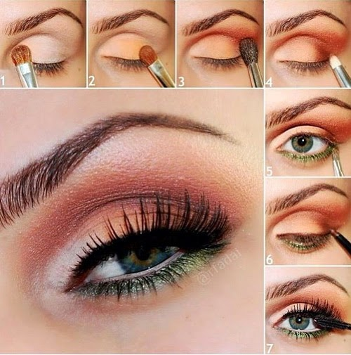 17 Perfect Step By Makeup Tutorials