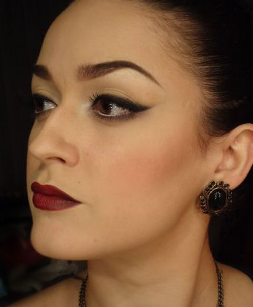 15 Charming Night Makeup Ideas Pretty Designs