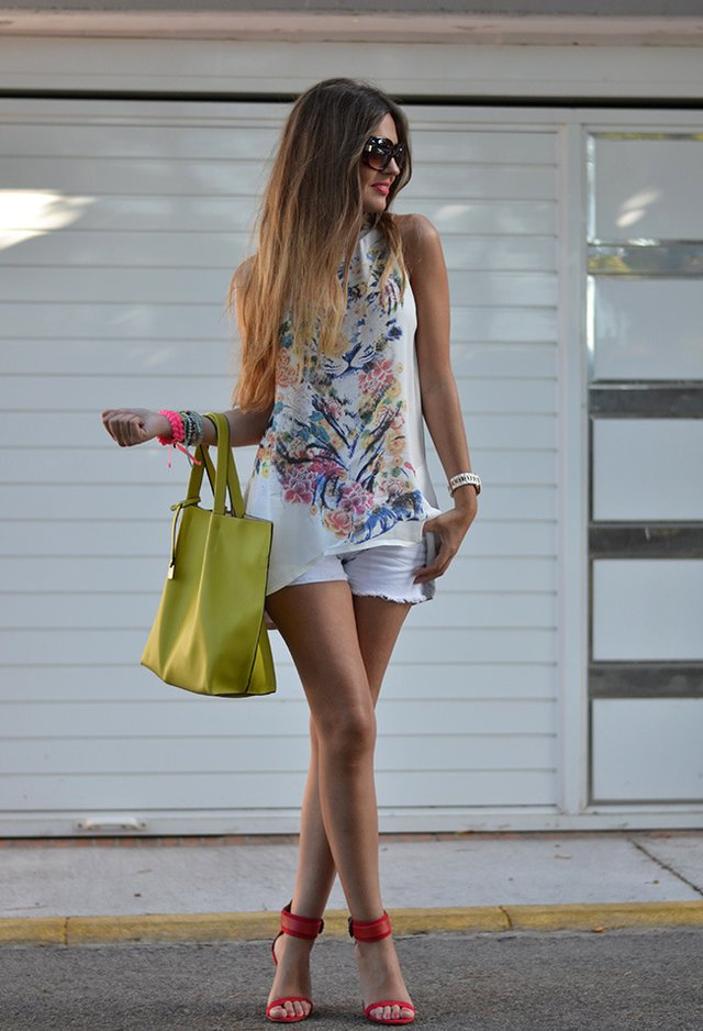Printed Outfits For Trendy Summer Looks Pretty Designs