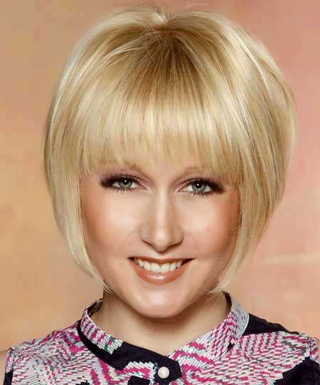 20 Stunning Straight Hairstyles For Short Hair Pretty