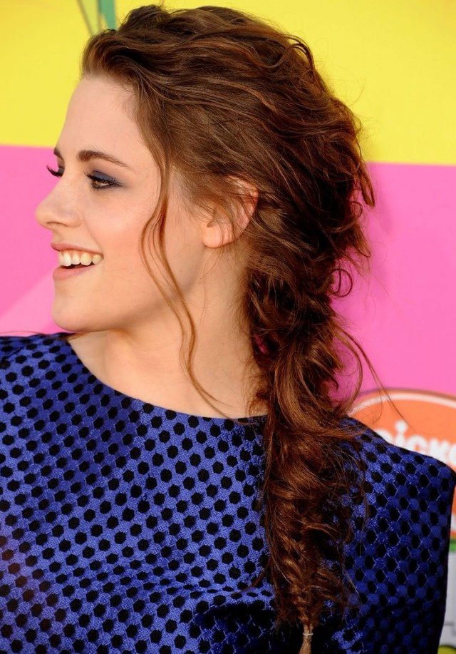 12 Hairstyles Stolen From Red Carpet Fishtail Braids