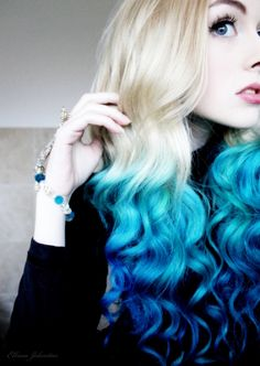 17 Great Blue Hairstyles Pretty Designs