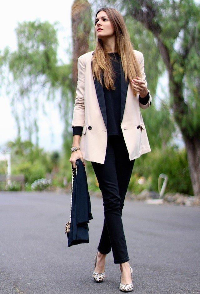 Trendy Blazer Outfit Ideas For Fall 2014 Pretty Designs