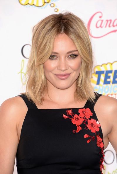 13 Stylish Celebrity Hairstyle Looks For Short Amp Medium
