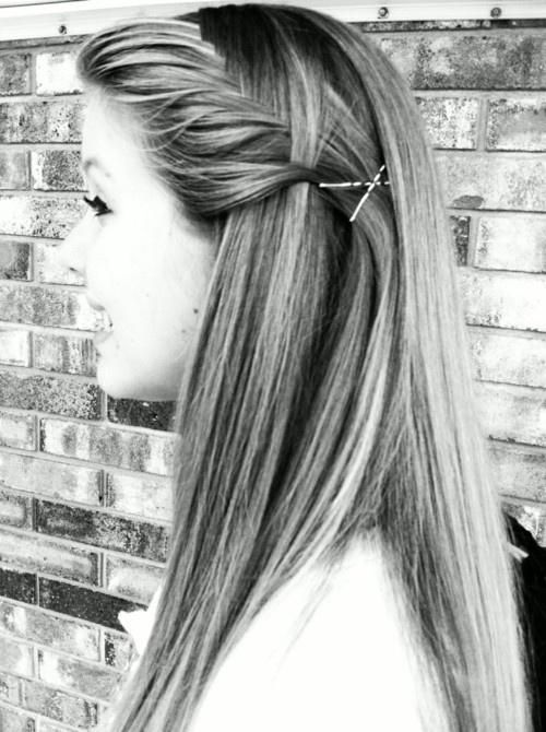 14 Simple And Easy Hairstyles For School Pretty Designs