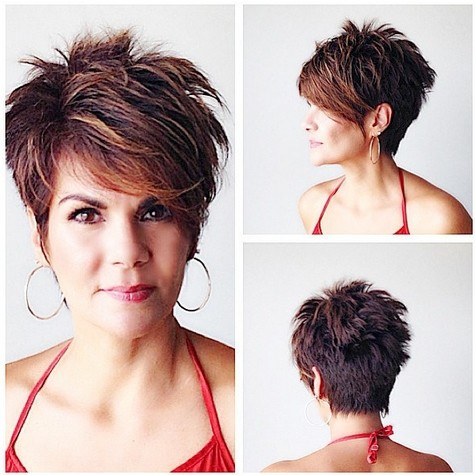 16 fabulous short hairstyles for long face 2015 pretty designs