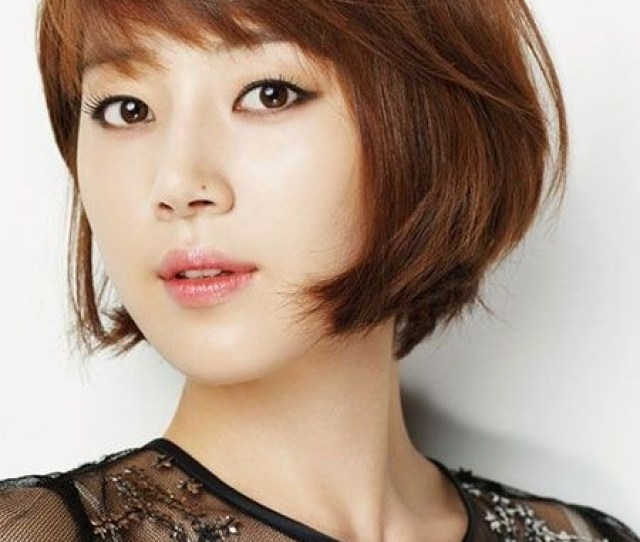 Por Short Hairstyles For Asian Girls Pretty Designs