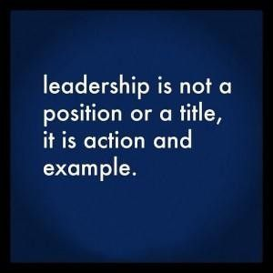 Leadership Quotes 8