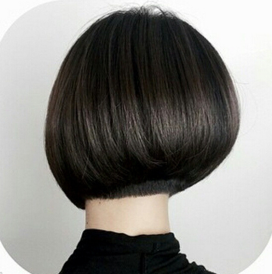 Image Result For Haircuts Short In Back And Long In Front