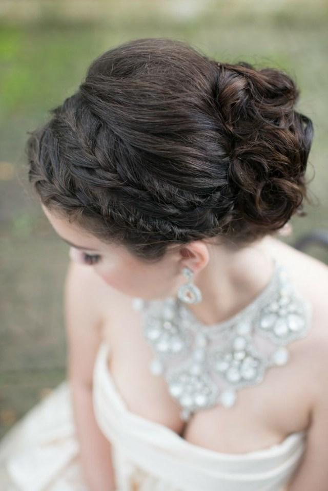 22 great braided updo hairstyles for girls - pretty designs