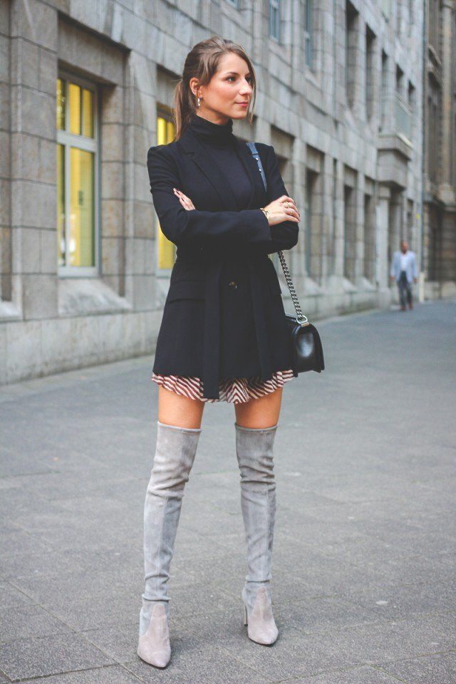 Image result for over the knee boots