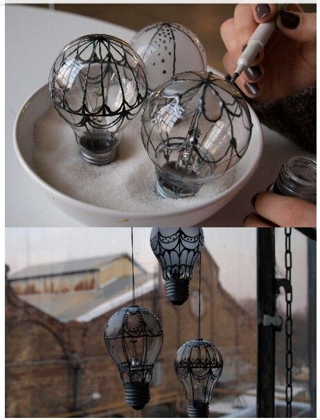Cute Light Bulbs
