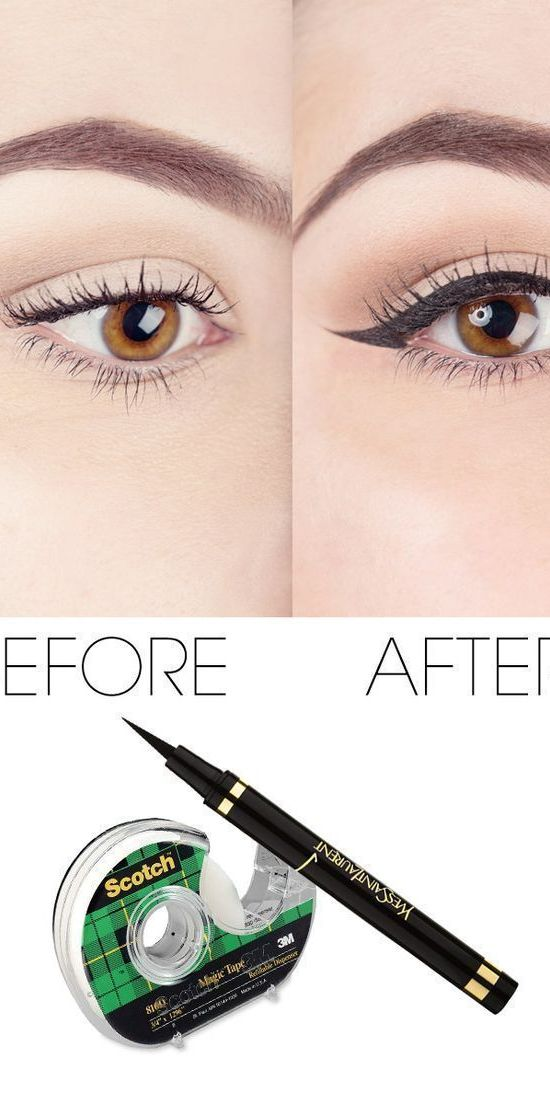 Great Eyeliner Hacks