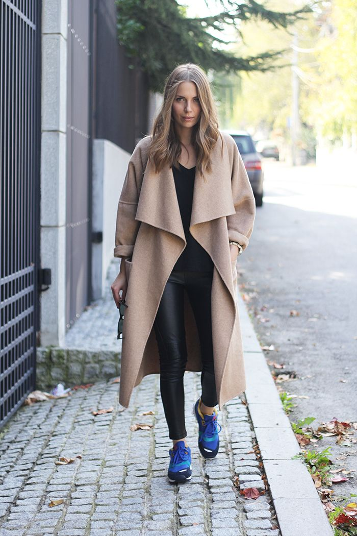 30 Ideas To Wear Your Camel Coats Pretty Designs