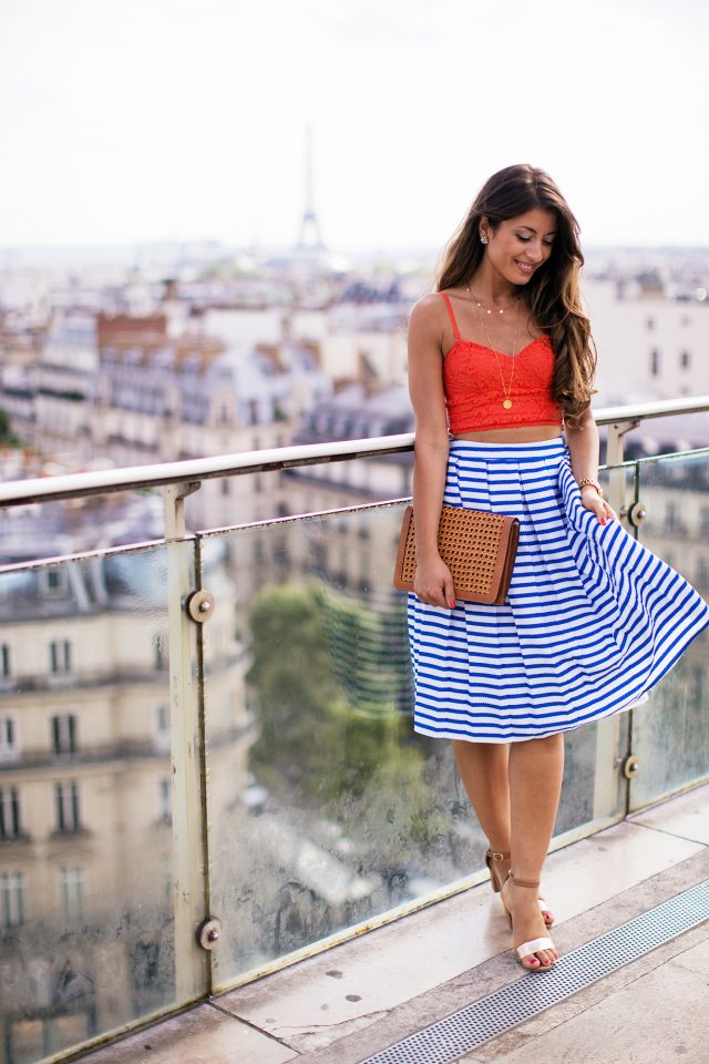 15 Crop Top Styles For Girls Pretty Designs